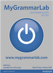 MyGrammarLab Intermediate with Key and MyLab Pack