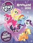 My Little Pony: My Little Pony Annual 2018: With Exclusive Movie Content
