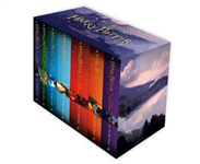 Harry Potter Box Set: The Complete Collection Children\'s