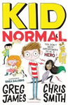 Kid Normal: Tom Fletcher Book Club 2017 title