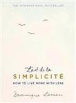 L'art de la Simplicite The English Edition