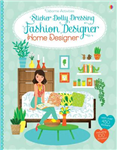 Sticker Dolly Dressing Fashion Designer Home Designer