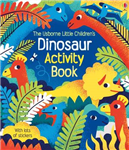 Little Children\'s Dinosaurs Activity Book