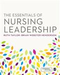 Essentials of Nursing Leadership