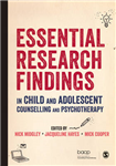 Essential Research Findings in Child and Adolescent Counsell