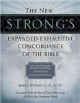 New Strong's Expanded Exhaustive Concordance of the Bible