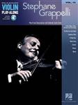 Violin Play-Along Volume 15