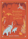 A Journey to the Center of the Earth (Barnes & Noble Children\'s Leatherbound Classics)