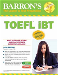 Barron\'s TOEFL iBT with CD Rom