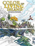 Color the Living Island