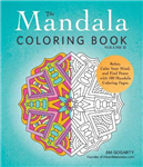 Mandala Coloring Book, Volume II