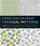 Stress Less Coloring - Tranquil Patterns