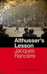Althusser\'s Lesson