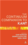 The Continuum Companion to Kant