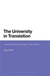 The University in Translation: Internationalizing Higher Education