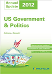 US Government and Politics Annual Update: 2012