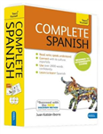 Complete Spanish Beginner to Intermediate Book and Audio Cou