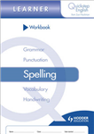 Quickstep English Workbook Spelling Learner Stage