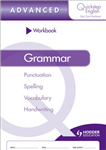 Quickstep English Workbook Grammar Advanced Stage