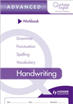 Quickstep English Workbook Handwriting Advanced Stage