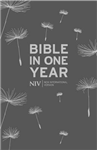 NIV Bible In One Year Hardback
