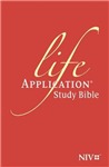 NIV Life Application Study Bible Anglicised