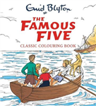 Famous Five Classic Colouring Book: Colouring books