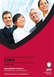 CIMA - Performance Management: Study Text