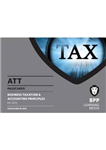 ATT - 2: Business Taxation & Accounting Principles (FA 2012): Passcards