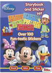 Disney Junior Sticker Storybook Set