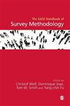 SAGE Handbook of Survey Methodology
