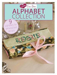 I Love Cross Stitch - Alphabet Collection: 9 Alphabets for personalized designs