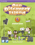 Our Discovery Island American Edition Students' Book with CD