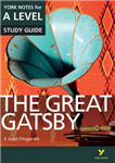 Great Gatsby: York Notes for A-level