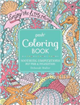 Posh Adult Coloring Book: Soothing Inspirations for Fun & Re