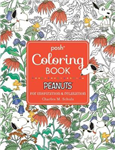 Posh Adult Coloring Book: Peanuts for Inspiration & Relaxati