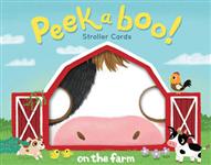 Peekaboo! Stroller Cards: On the Farm