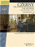 Carl Czerny: The School of Velocity for the Piano Op.299 (Schirmer Performance Edition)