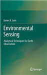 Environmental Sensing: Analytical Techniques for Earth Observation