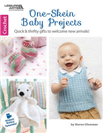 One Skein Baby Projects: Quick & Thrifty Gifts to Welcome New Arrivals!