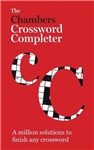 Chambers Crossword Completer - New Edition