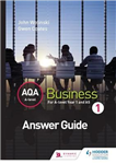 AQA A Level Business 1 Third Edition (Wolinski & Coates) Ans