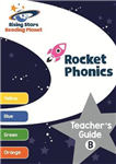 Reading Planet Rocket Phonics Teacher\'s Guide B (Yellow - Orange)