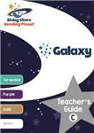 Reading Planet Galaxy Teacher's Guide C Turquoise - White