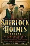 Mammoth Book Of Sherlock Holmes Abroad