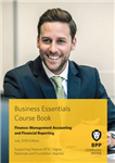 Business Essentials Finance: Management Accounting and Finan