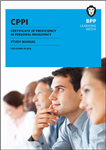 CPPI Certification of Proficiency in Personal Insolvency: Study Manual