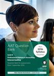 AAT External Auditing: Question Bank