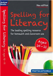 Spelling for Literacy for ages 10-11