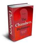 Chambers Dictionary 13th Edition